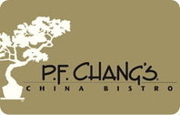 14% Off P.F. Chang's Gift Cards