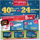 HHGregg Black Friday Ad Leaked