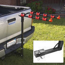 4-Bicycle Bike Rack Hitch Mount Carrier