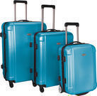 Traveler's Choice Freedom II  3-Piece Hardside Luggage