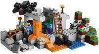LEGO Minecraft The Cave Play Set