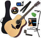 Yamaha Acoustic Guitar Essentials Bundle