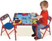 Mickey Mouse Clubhouse Capers Erasable Table Set