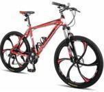 Merax Finiss 26 Aluminum 21 Speed Mountain Bike