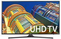 Samsung UN60KU6300 60 4K LED HDTV + $300 eGift Card