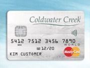 Coldwater Creek - 20% Off First Order w/ Credit Card