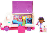 Doc McStuffins Mobile Clinic Toy