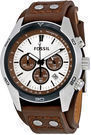 Fossil Coachman Stainless Steel Mens Watch