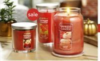 Yankee Candle - Buy 1, Get 1 50% Off Fall's Best Scents