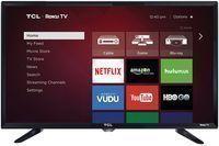 TCL 28S3750 28 720p Roku LED HDTV