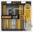 Dewalt Impact Ready FlexTorq 40-Piece Screw Driving Set