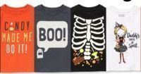 The Children's Place - All Halloween Graphic Tees: $5