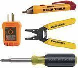 Klein Tools 4-Piece Outlet Switch Installation Kit