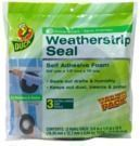 Duck Brand Weatherstrip Seal for Extra-Large Gaps 3-Pack