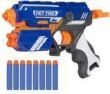 Best Choice Products Foam Bullet Blaster Toy Hand Gun