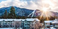 Travelzoo - Ski Season in Lake Tahoe: $159 for 2 Nights