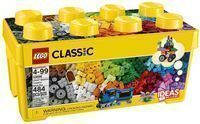 Lego Classic Medium 484 Pc. Creative Building Box Set 10696