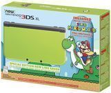 Nintendo New 3DS XL Lime Green with Super Mario World