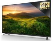 Hitachi 55 Class 4K UHD LED TV