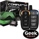 CompuStar 2-Way LED Remote Car Starter Kit