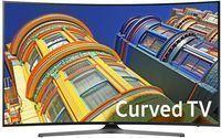Samsung 65 Curved 4K Ultra Smart HDTV UN65KU6500F + $300 GC