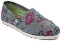 Women's TOMS Classic Slip On Casual Shoe