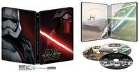 Star Wars: The Force Awakens Blu-Ray Steelbook