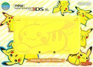 Nintendo 3DS XL Pikachu Yellow Edition