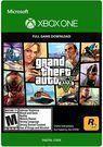 Grand Theft Auto V - Xbox One (Digital Code)