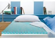 Beautyrest 3 Reversible Memory Foam Mattress Topper