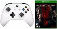 Xbox One S Wireless Controller + Metal Gear Solid V Bundle