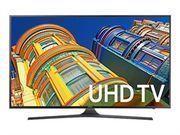 Samsung UN50KU6300F 50 4K Ultra Smart HDTV + $250 GC