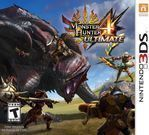 Monster Hunter 4 Ultimate Standard Ed. (Nintendo 3DS)