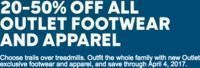 Columbia - 20% to 50% Off Outlet Footwear and Apparel