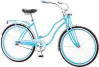 26 Schwinn Women's Sheba Cruiser Bike, Light Blue
