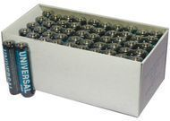 Universal 50 pack of AAA Batteries