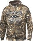 Drake Men's Waterfowl Systems Camo Hoodie