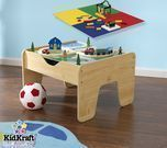 KidKraft LEGO Compatible 2-in-1 Activity Table