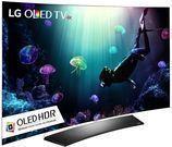 LG 65 Curved 4K Ultra HD OLED TV - OLED65C6P