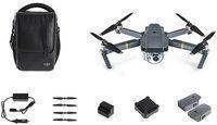 DJI Mavic Pro 4K Quadcopter Combo Pack w/ 2 Extra Batteries