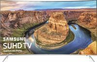 Samsung 65 120Hz Curved 4K WiFi LCD Ultra HD Smart TV