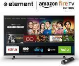 Amazon Alexa Enabled Smart 4K TV w/ Free HD Antenna