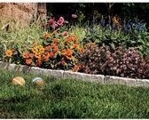 Suncast Border Stone 10-Foot Resin Border Edging