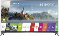 LG 75 Inch 4K Ultra HD Smart TV 75UJ6470 + $500 Dell GC