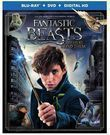 Fantastic Beasts and Where to Find Them (Blu-Ray + Digital)