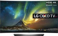 LG Curved 65 4K Ultra HD Smart OLED TV - OLED65C6P