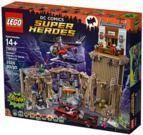 DC Comics Super Heroes Batman Classic TV Series Batcave