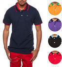 Tommy Hilfiger Men's Custom Fit Premium Polo Shirt- 5 Colors