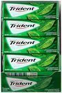 Trident Sugar Free Gum, 18 Count (Pack of 12) - 3 Colors