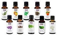 NOW Foods 1 oz Essential Oils and Blend Oils